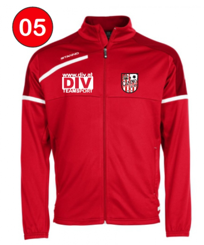 BAC05 Trainingsjacke (408004-6200)