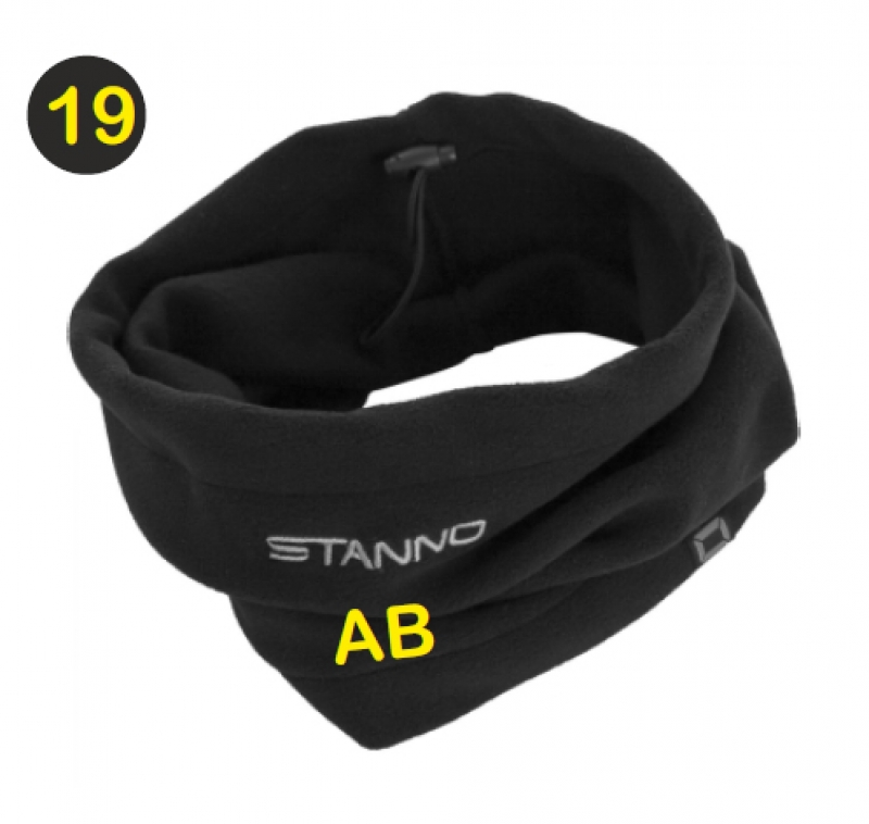 NSGSTO19 Fleece Neckwarmer (488802-8000)