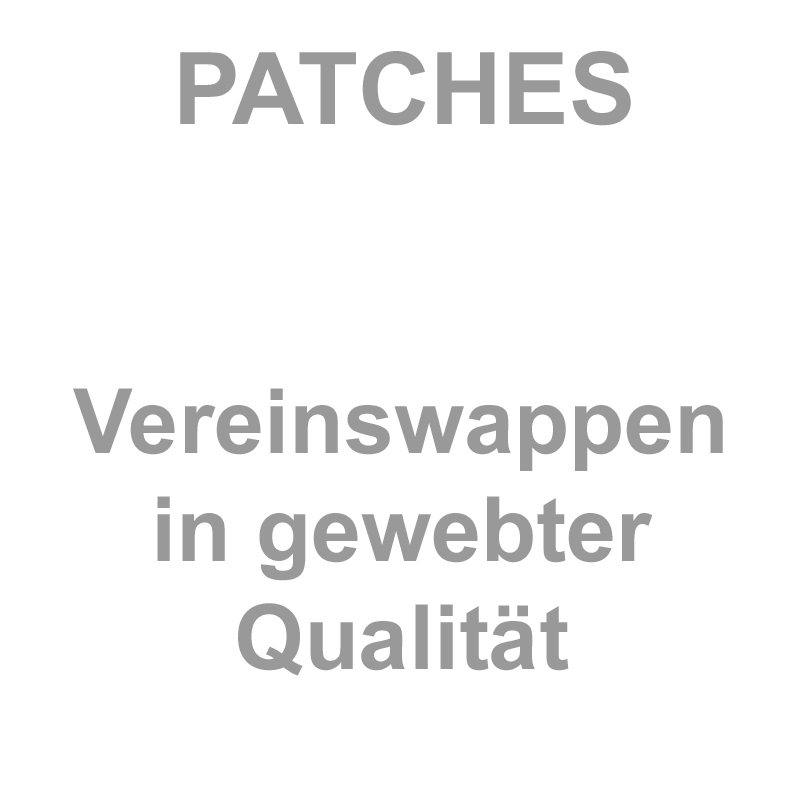 Vereinswappen, Patch